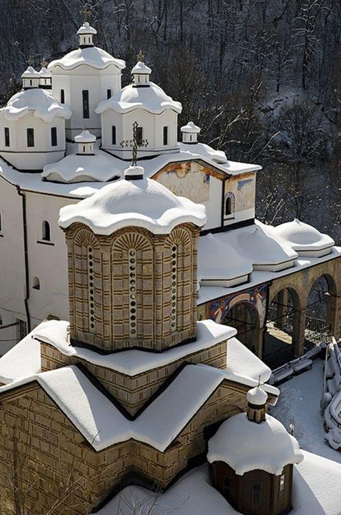 St Joakim Osogovski | Macedonia (by andrejcid)