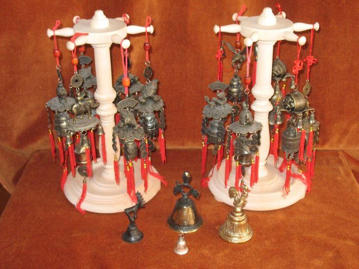 Zoomorphic bells