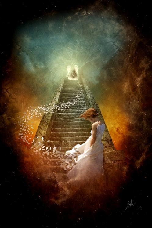 images of spiritual world   spirit world and spirit life ...