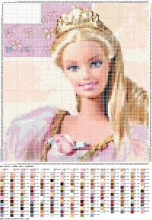 CHARMS AT CROSS POINT: Barbie
