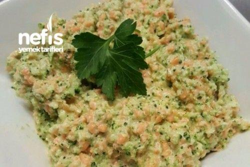 Brokoli ve Havuç Salatası Tarifi