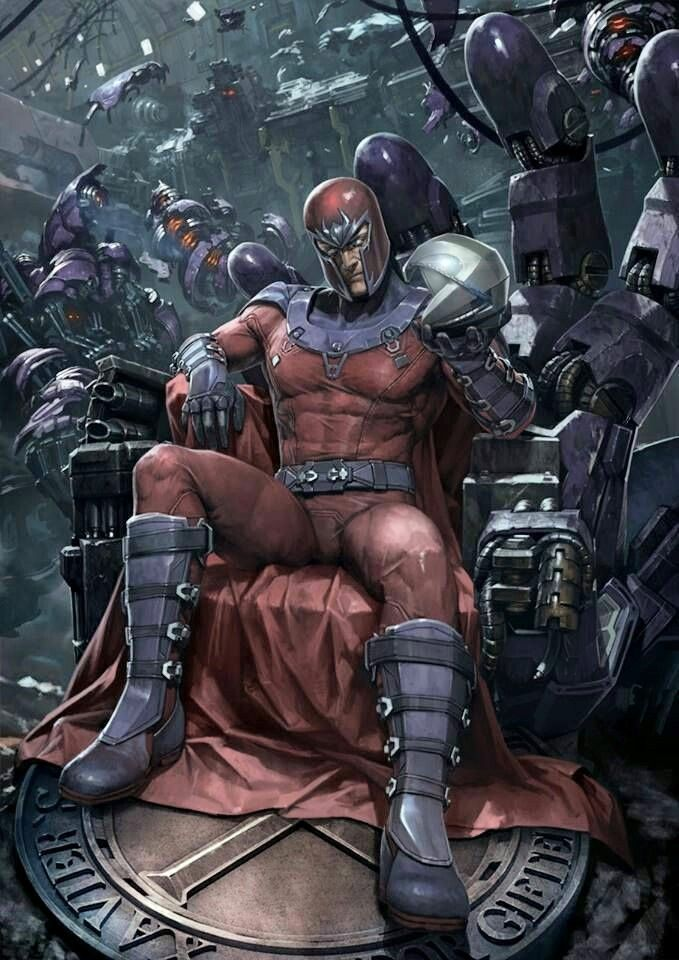 MAGNETO: Master of Magnetism (and any other metal, really)