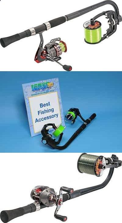 Fishing Reels - Line Tools and Accessories 179971: Ultimate Line Winding System Fishing Reel Line Winder Spooler Free Braid Line -> BUY IT NOW ONLY: $48.95 on eBay!