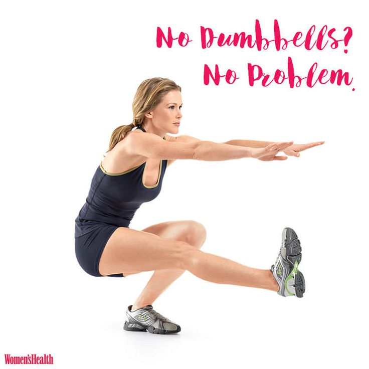 6 Trainers Share Their Favorite Ways to Strengthen Without Using Weights http://www.womenshealthmag.com/fitness/strength-training-without-weights