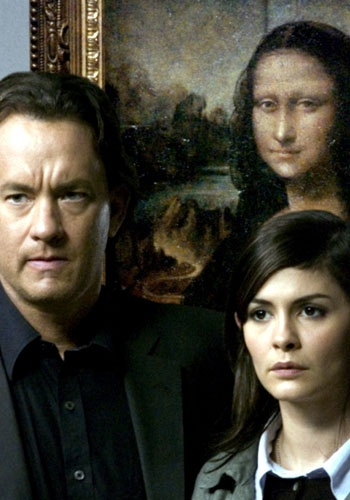 Some would argue that The Da Vinci Code was bad enough before it made the leap to the big screen...?