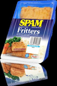SPAM® Fritters