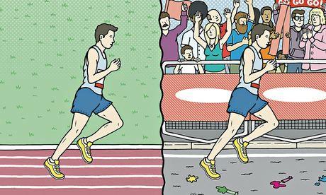 London Marathon razzmatazz shows track and field the wacky way to go Haile Gebrselassie is right – stadium athletics must arrest decline in...