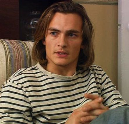 Rupert Friend portrays the character of Ludovic Meyer in Mrs. Palfrey at the Claremont 2005