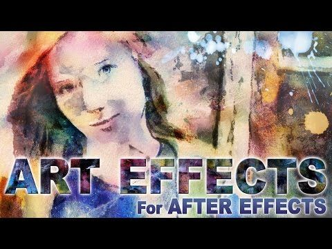Creation Art Templates für After Effects | DIGITAL PRODUCTION