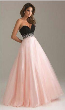 Idea for Bella's Matric Farewell dress.