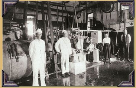 still the best ice cream in the world :D Blue Bell Creameries, based in Brenham, Texas,   opened its doors in 1907.