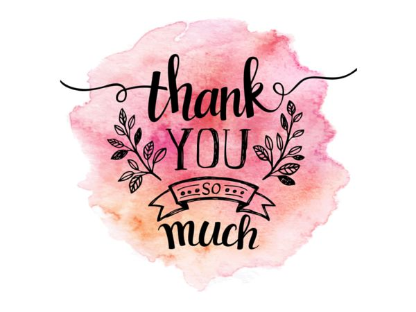 19 best Thanks images on Pinterest Thank you cards, Thank you