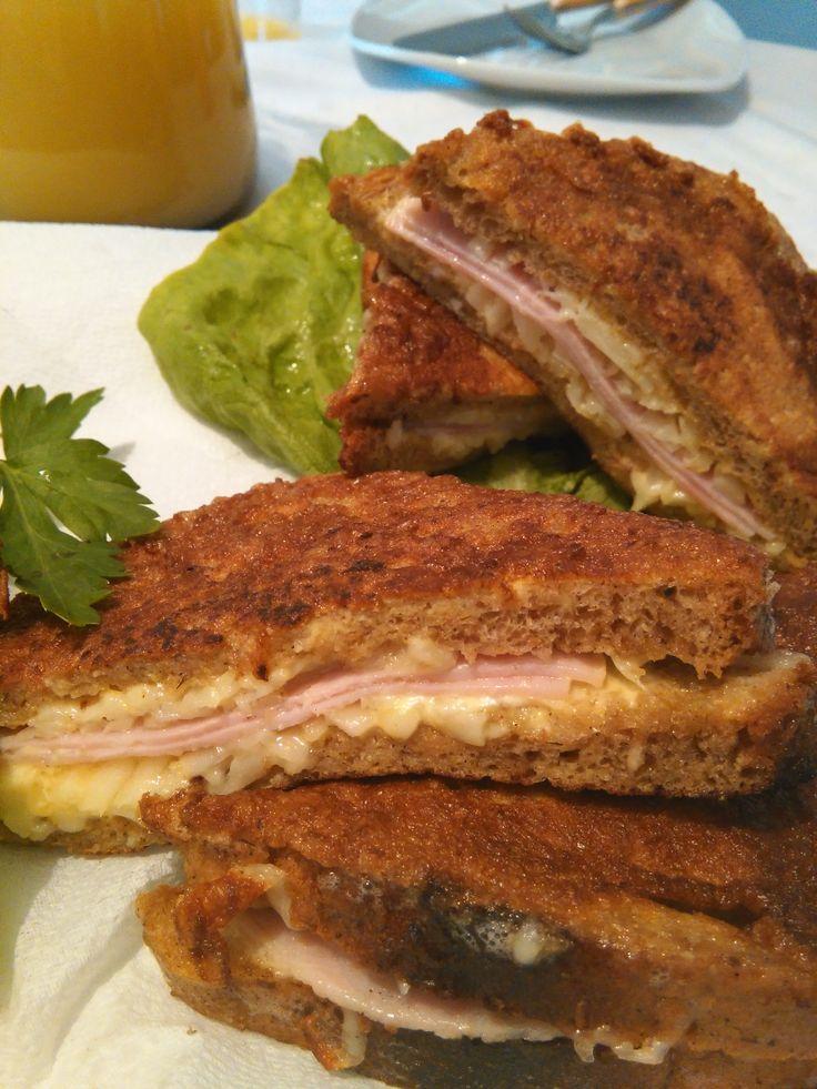 Monte Kristo sendvič