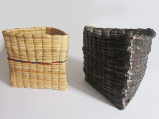 Organiza tus espacios con canastas, bandejas, hechas a mano con junco y henea. Ilumina tus espacios con productos únicos, entra a www.FromNativo.com y descubre la esencia.