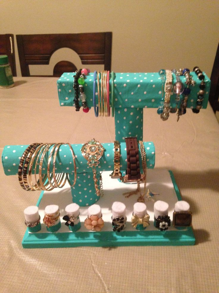 DIY:Organizador de accesorios