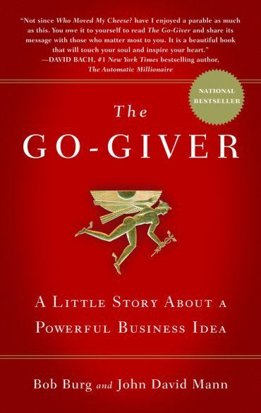 The Go-Giver by Bob Burg and John David Mann:  This book was given to us by Dr. Peterson at NDSU.  It taught me a lot about business, how we should learn to give first, and eventually everything falls into place.  Being too worried about the bottom line may stress you out beyond your years. @Michael Kingry
