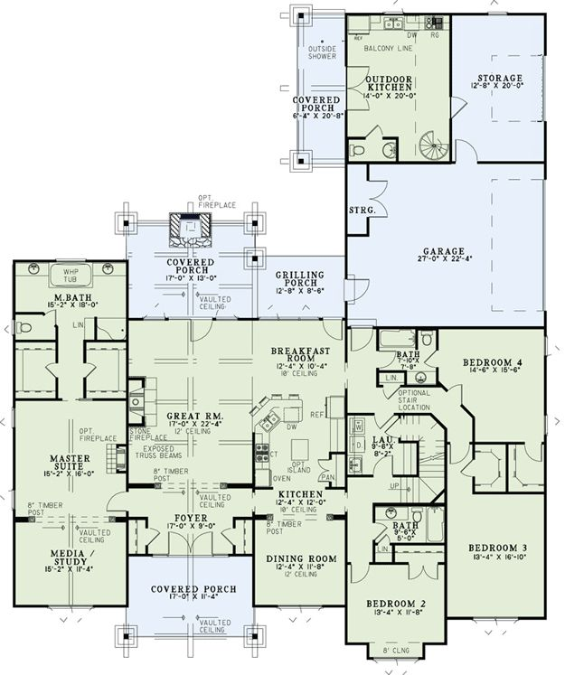 17 best images about home plans on pinterest house plans for Floor plans with safe rooms