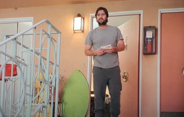 """HBO TV Series """"Enlightened"""" - Luke Wilson stars as Levi"""