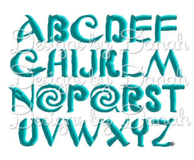 M s de 25 ideas incre bles sobre fuentes disney en for Descargar embroidery office design 7 5 full