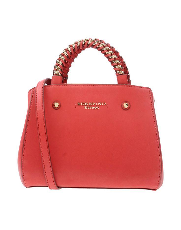 SCERVINO STREET . #scervinostreet #bags #shoulder bags #hand bags #leather #satchel #