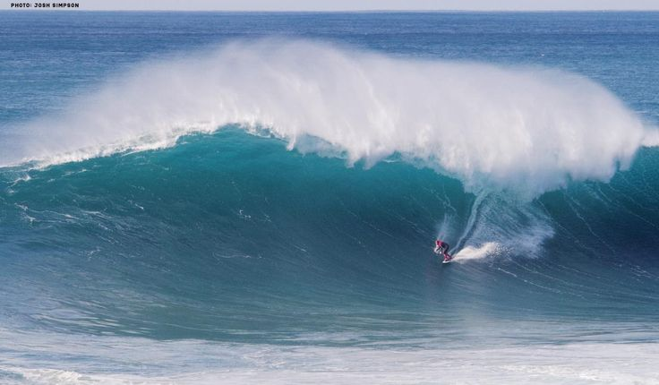 Win a trip to watch Cotty surf Nazare in Portugal courtesy of Sharp's Brewery. Details on the SurfGirl website.