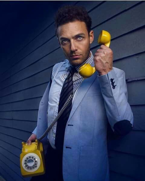 Ross Marquand.
