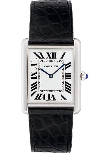 Shop Cartier Watches   Tourneau
