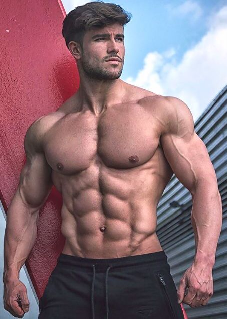 e39a762d739e Male Model, Good Looking, Handsome, Beautiful Man, Guy, Hot, Sexy, Eye  Candy, Muscle, Hunk, Beard, Abs, Six Pack, Shirtless 男性モデル #men'sfitness