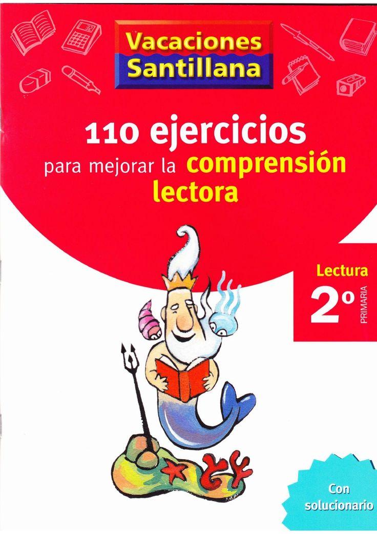 110 ejercicios para mejorar la comprension lectora santillana 1 by nomenterodelapataca via slideshare