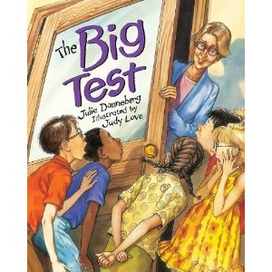 The Big Test is a story book that can help your students learn to prepare for a test in your class. It teaches them the importance of relaxing and being prepared before a test. This would be great to read to my students before a test is given.