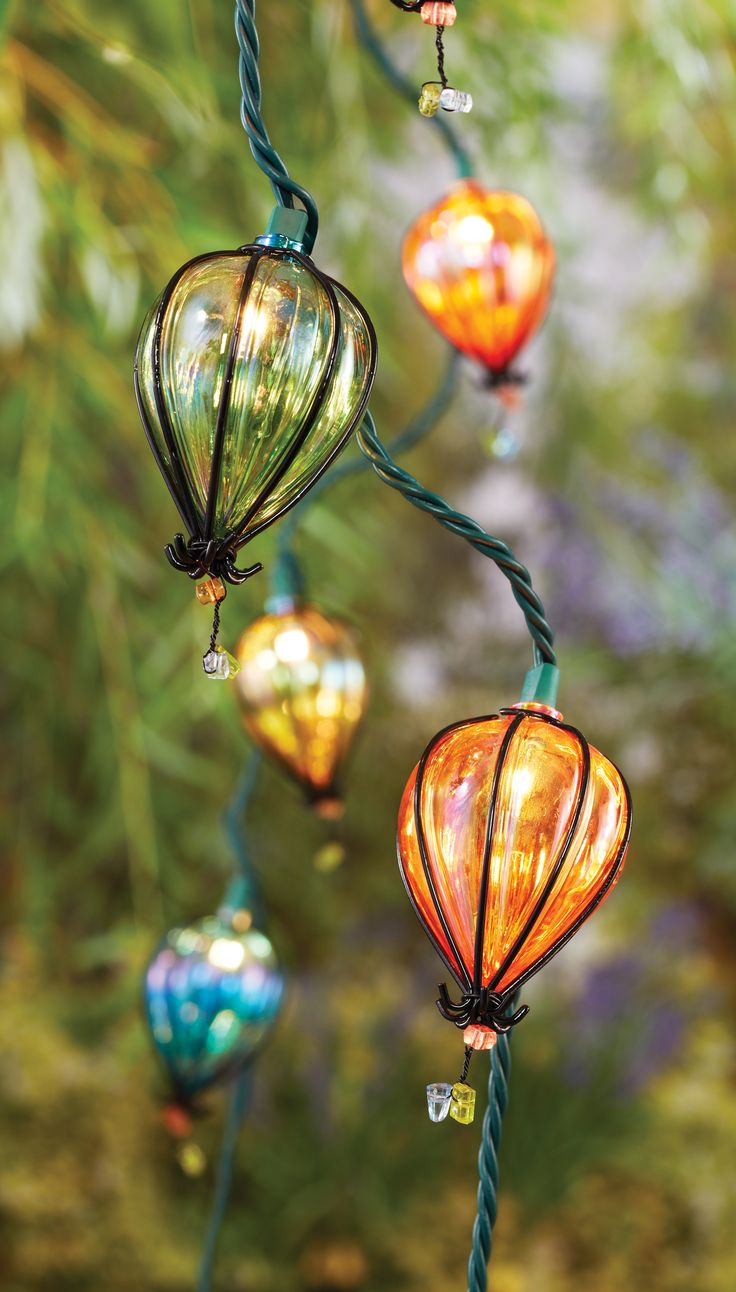 11 Best Decorative Outdoor Electric String Lights Images