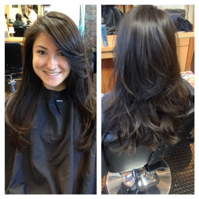Beautiful Hair Cutting : ... Hair, Haircuts Blowout, Haircuts Tiffany, Beautiful, Hair Cut