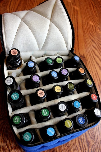 Essential oils to have in your home...and how to use them =)