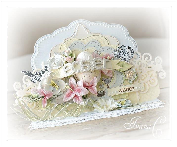 Easter card. April 2011 :)