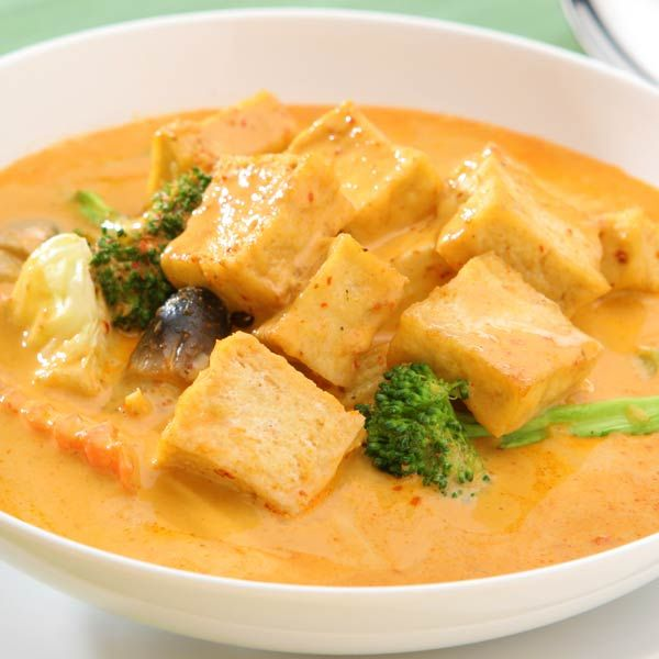 Red Thai curry with tofu - Great tasting dish | Find tasty ...