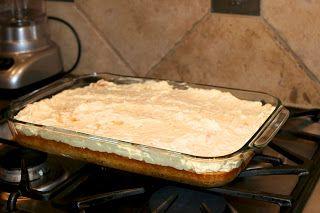 The Tilted Quilt: Mandarin Orange Cake