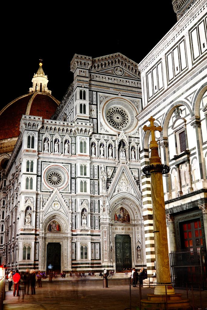 All things Europe — Florence Cathedral, Italy (by Florin Ihora)