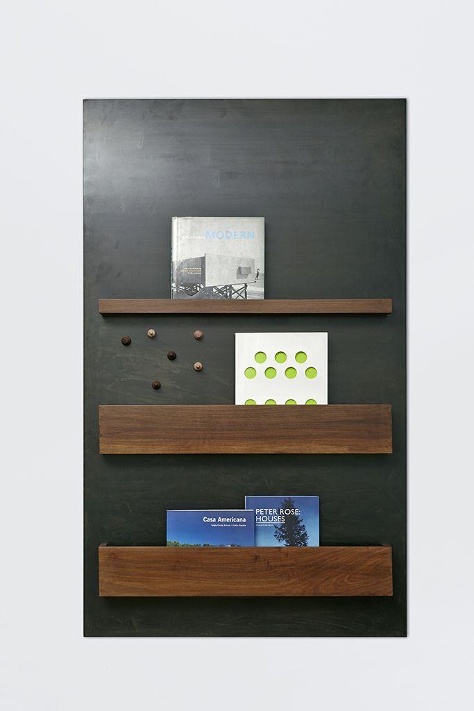 buy makeru0027s bookshelf by madetoorder designer furniture from dering hallu0027s collection of industrial midcentury modern bookcases