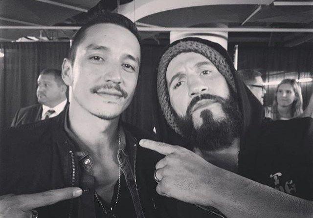 Jon Bernthal & Gabriel Luna #Ghostrider #thePunisher