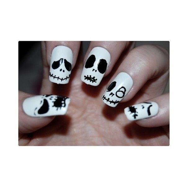 72 best emo nail ideas images on Pinterest | Halloween ideas ...