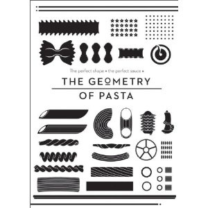 Geometry of anything is probably a good read, ESPECIALLY pasta.  via notcot