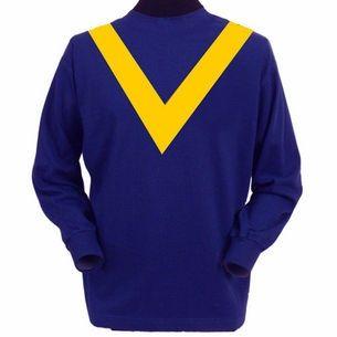 Leeds City 1914-1915 Retro Football Shirt