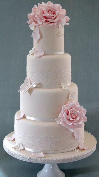 625 Best Wedding Cake Images On Pinterest