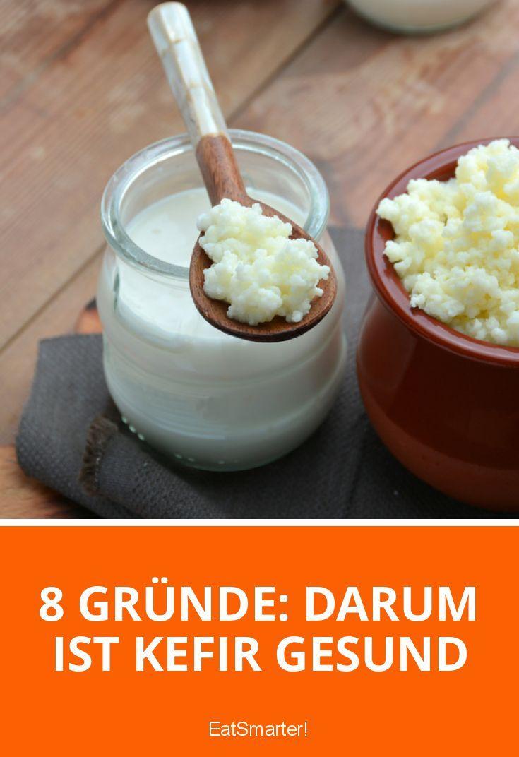 8 Gründe: Darum ist Kefir gesund   eatsmarter.de