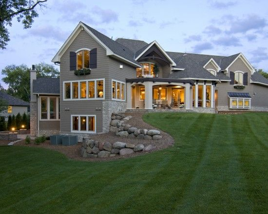 1000+ Ideas About Traditional Home Exteriors On Pinterest