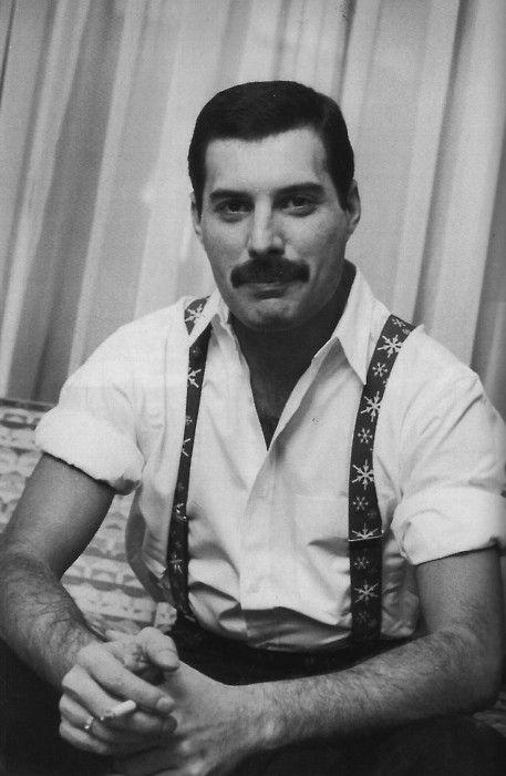 <3 Freddie Mercury o melhor vocalista de todas as bandas