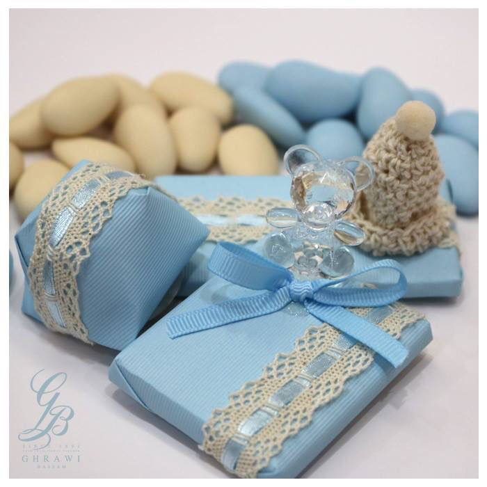 #NewBorn #BabyBoy #Wreapped #Cocolate #Dragee  #BassamGhrawiConfectionery #YourTraditionalPartner