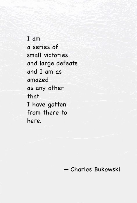 charles bukowski essay example Charles bukowski 1920–1994 (full name henry charles bukowski, jr) american poet, novelist, and essayist charles bukowski was one of the most individual poets of the post-modern age.