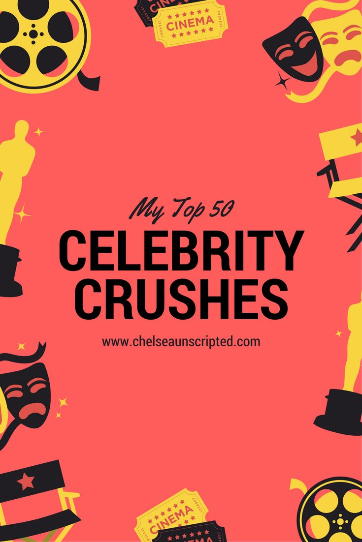 How obsessed are you about your celebrity crush?