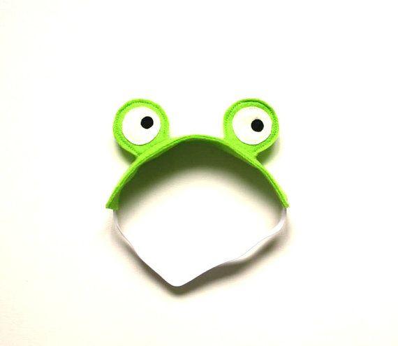 Disfraces de Halloween para niños de la venda de la venda del traje de Cosplay de la rana de la venda del bebé apoyo de la foto del manga verde